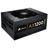 Corsair AX1200 Pro 1200 Watt ATX 12V Power Supply Refurbished
