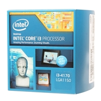 Intel Core i3-4170 3.7 GHz LGA 1150 Boxed Processor