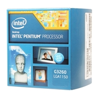 Intel G3260 3.3GHz LGA 1150 Boxed Processor