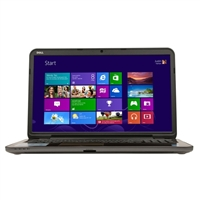 "Dell Inspiron 17R 17.3"" Laptop Computer Refurbished - Bronze"