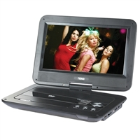 "Naxa Electronics 10"" TFT LCD Portable DVD Player"