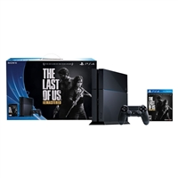 Sony PlayStation 4 The Last of Us Gaming Console Bundle