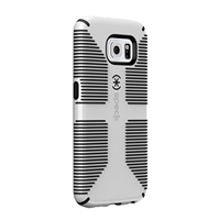 Speck Products CandyShell Grip for Samsung Galaxy S6 Edge - White/Black