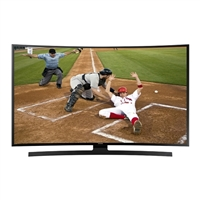 "Samsung JU6700FXZA 65"" Curved Ultra HD Smart TV w/ WiFi"