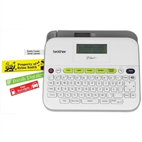 Brother Versatile Label Maker with AC Adapter