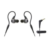 Audio-Technica SonicSport In-Ear Headphones - Black