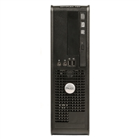 Dell OptiPlex GX780 Windows 7 Professional Desktop Computer Refurbished
