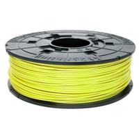 XYZprinting Neon Yellow ABS Plastic Filament Refill 600g