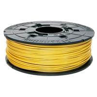 XYZprinting Gold ABS Plastic Filament Refill 600g