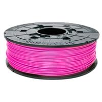 XYZprinting Neon Magenta ABS Plastic Filament Refill 600g