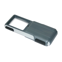 Carson Optical MiniBrite 3x Slide-out LED Magnifier