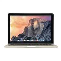 "Apple MacBook Pro with Retina Display 13.3"" Laptop Computer - Silver"