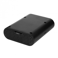 SainSmart ABS Plastic Case For Raspberry Pi B - Black