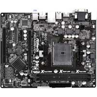 ASRock FM2A88M-HD+ Socket FM2+/FM2 mATX AMD Motherboard