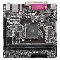 ASRock AM1B-ITX AM1 Sockets A & E Quad Core mITX AMD Motherboard