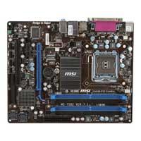 MSI G41M-P33 Combo LGA 775 mATX Intel Motherboard