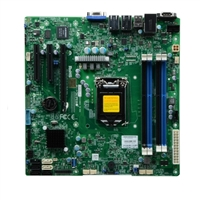 Supermicro X10SLL-F LGA 1150 Intel mATX Motherboard