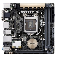 ASUS Z97I-Plus LGA 1150 Mini-ITX Intel Motherboard
