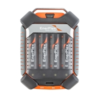 EnerPlex Jumpr Quad Power Bank w/ Rechargeable Batteries