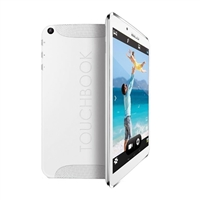 BLU TouchBook 8.0 - White