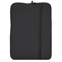 "iEssentials Neoprene Case Fits Screens up to 17"" - Black"