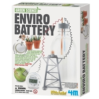 Toysmith Green Science Enviro Battery Kit