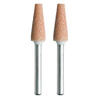 Dremel Aluminum Oxide Grinding Stone - 2 Pack
