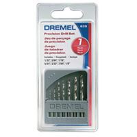 Dremel Drill Bit Set - 7 Piece