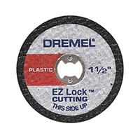 "Dremel EZ Lock 1-1/2"" Cut-off Wheels - 5 Pack"