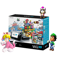 Nintendo Super Mario 3D World Deluxe Set