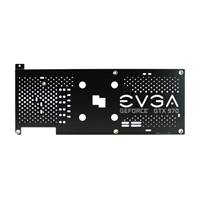EVGA SSC Video Card Back Plate for GTX 970 ACX 2.0
