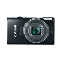 Canon Powershot ELPH 350 HS 20.2 Megapixel Digital Camera Black
