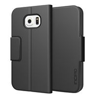 Incipio Technologies Corbin Wallet Folio for Samsung Galaxy S6 - Black