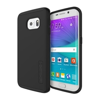 Incipio Technologies DualPro Case for Samsung Galaxy S6 Edge - Black/Black