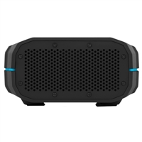 Incipio Technologies Braven BRV-1 Portable Wireless Speaker - Black/Cyan