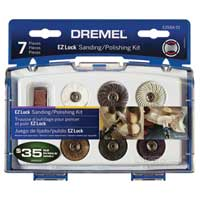 Dremel Sanding and Polishing Kit