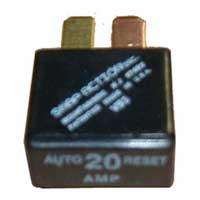 AndyMark 20 Amp Snap Action Breaker (am-0289)