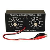 Elenco Resistance Substitution Box
