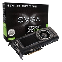 Nvidia GeForce GTX Titan X 12GB GDDR5 PCIe Video Card