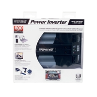 Rally 800 Watt Power Inverter w/ USB Port & Map Light