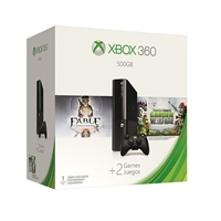 Microsoft Press Xbox 360 E 500GB System Console