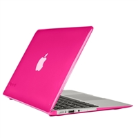 "Speck Products SeeThru MacBook Air 11"" Case - Hot Lips Pink"