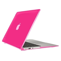 "Speck Products SeeThru MacBook Air 13"" Case - Hot Lips Pink"