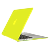 "Speck Products SeeThru MacBook Air 13"" Case - Lightning Yellow"
