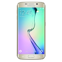 Samsung Galaxy S6 Edge 32GB - Gold Platinum (AT&T)