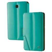 Chil Inc Notchbook SE Leather Folio for Samsung Galaxy Tab 4 7.0 - Teal