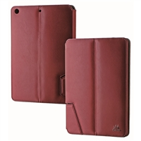 Chil Inc Notchbook SE Leather Folio for iPad Air 2 - Burgundy
