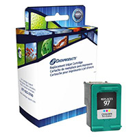 Dataproducts Remanufactured HP 97 Tri-color Ink Cartridge