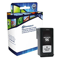 Dataproducts Remanufactured HP 96 Black Ink Cartridge