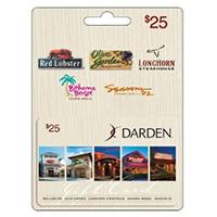 InComm Darden Universal $25